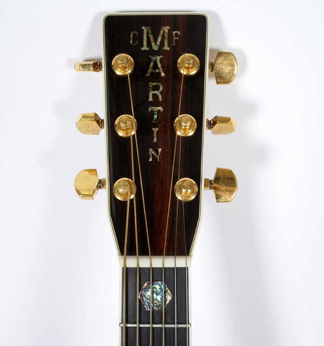 1992 C.F. Martin D45 Dreadnought Acoustic Guitar - 9