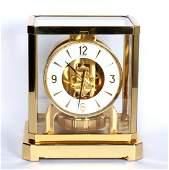 1980 Jaeger LeCoultre Atmos Clock