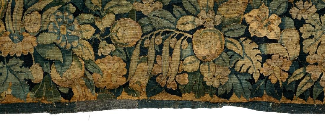 17th/18th Century Large Flemish Tapestry - 10