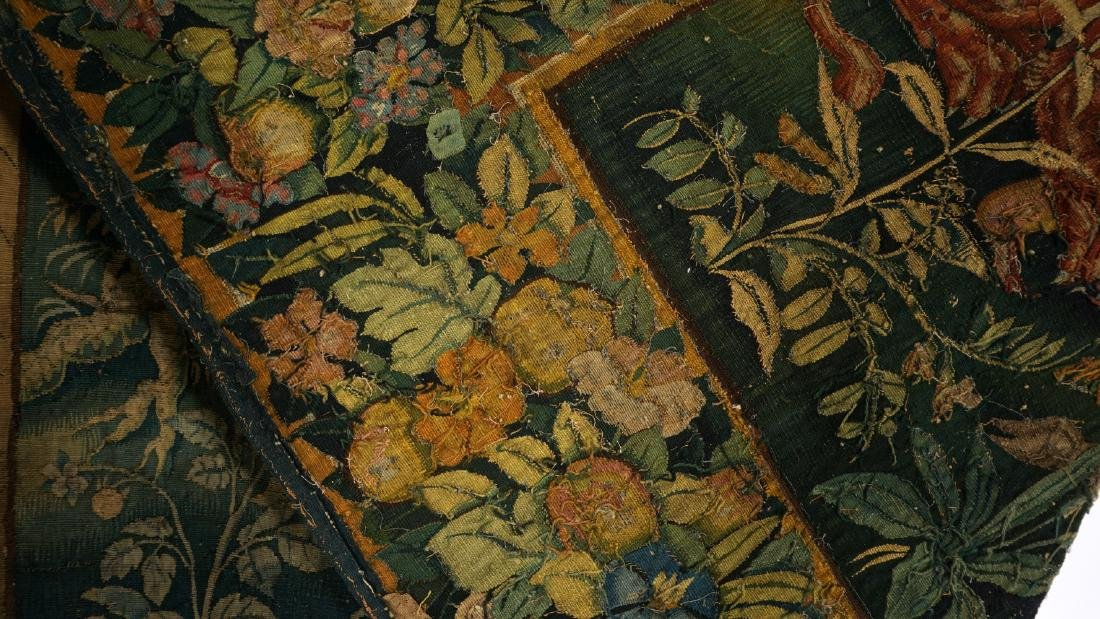 17th/18th Century Large Flemish Tapestry - 8