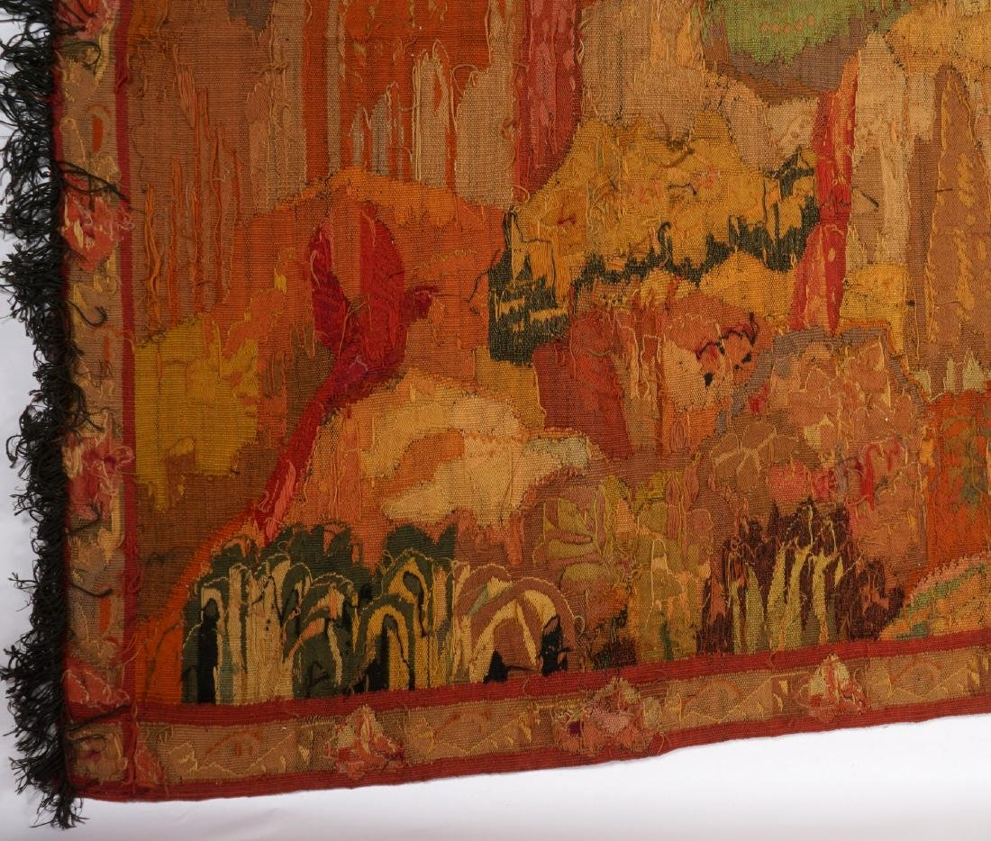 18thCentury Flemish Tapestry - 10