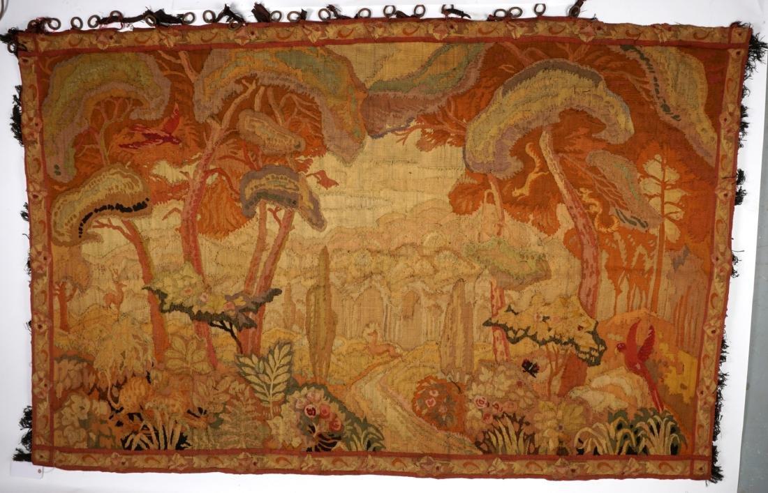 18thCentury Flemish Tapestry