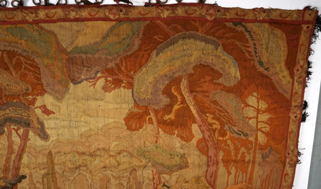 18thCentury Flemish Tapestry - 3