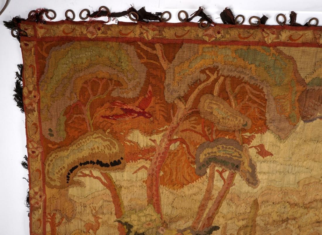 18thCentury Flemish Tapestry - 4