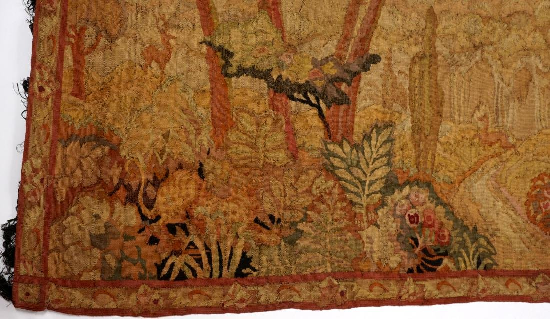 18thCentury Flemish Tapestry - 5