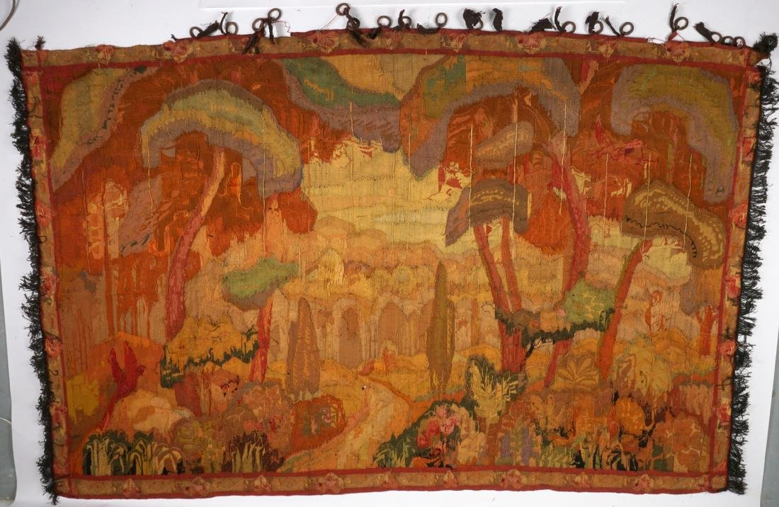 18thCentury Flemish Tapestry - 7