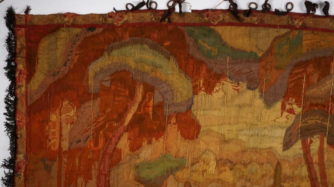 18thCentury Flemish Tapestry - 8