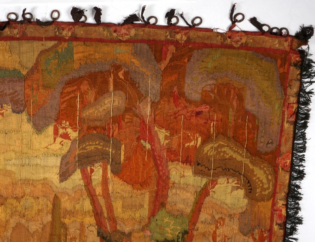 18thCentury Flemish Tapestry - 9