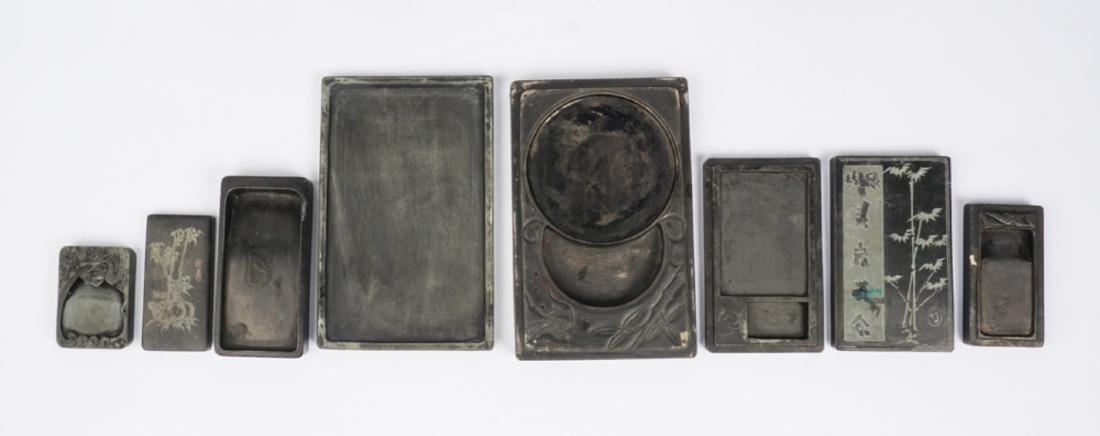 Collection of Chinese Seals & Ink Block - 4