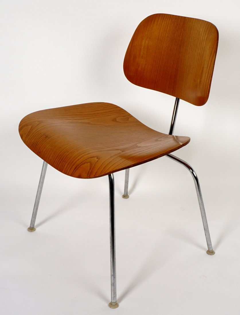 Ray and Charles Eames Herman Miller DCM Chair