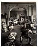 1956 Arnold Newman Pablo Picasso Photograph