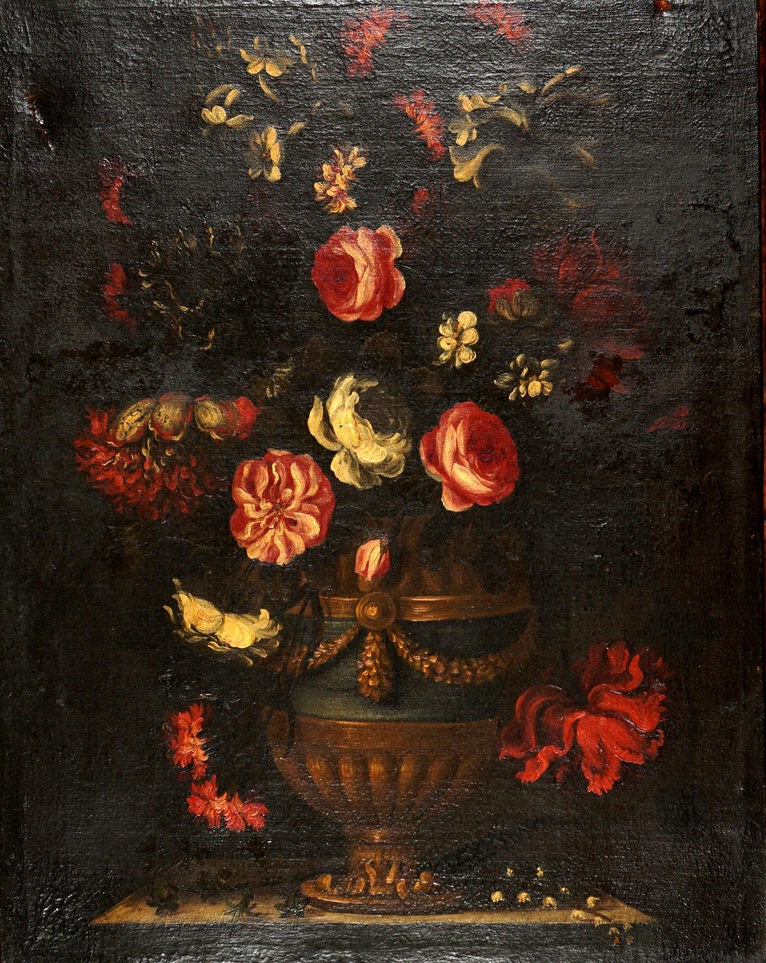 19th Century Old Master Style Still Life Painting