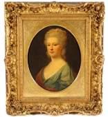George Romney Portrait of Lady Juliana Donovan