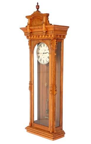 Seth Thomas No. 10 Regulator Clock in Custom Case