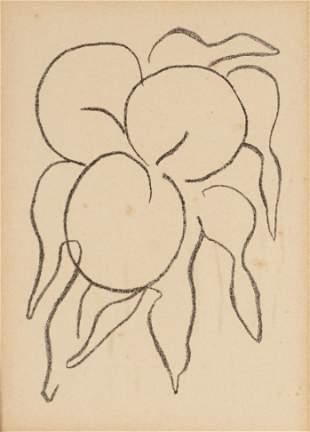 Henri Matisse Fruits Lithograph