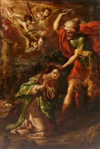 Old Master School Martyrdom of St. Catherine