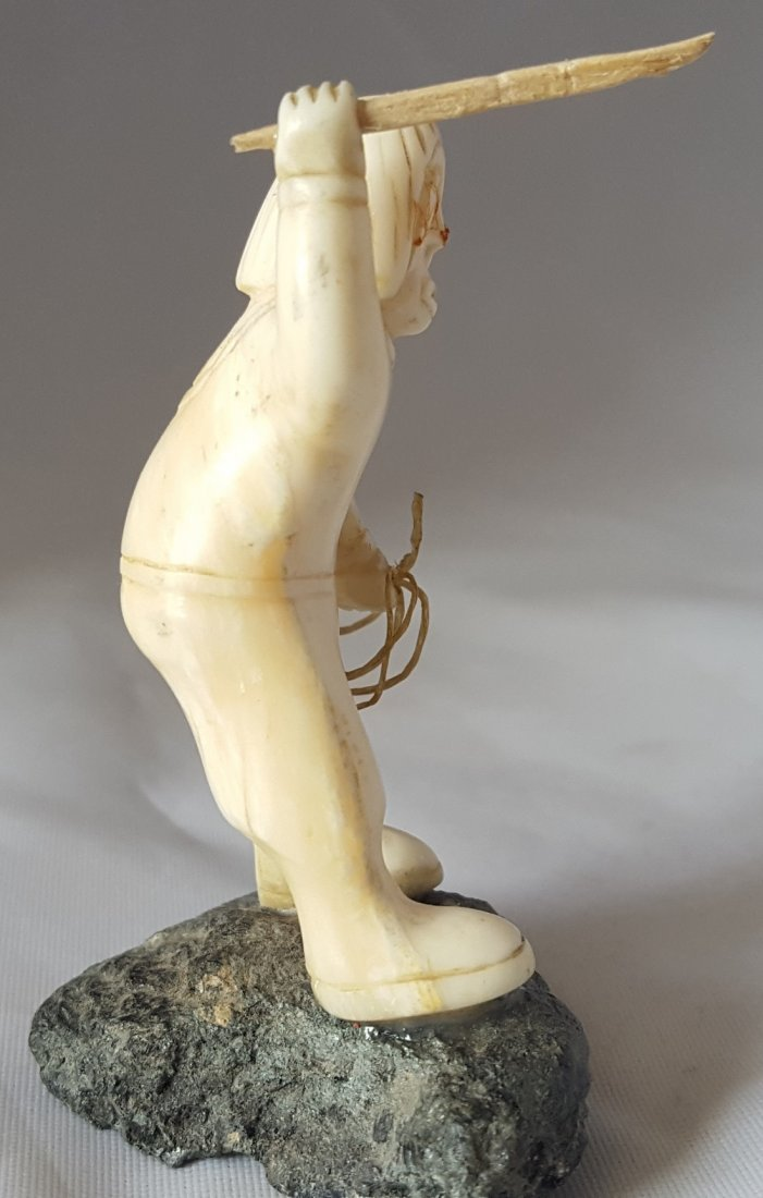 eskimo sculpture - 2