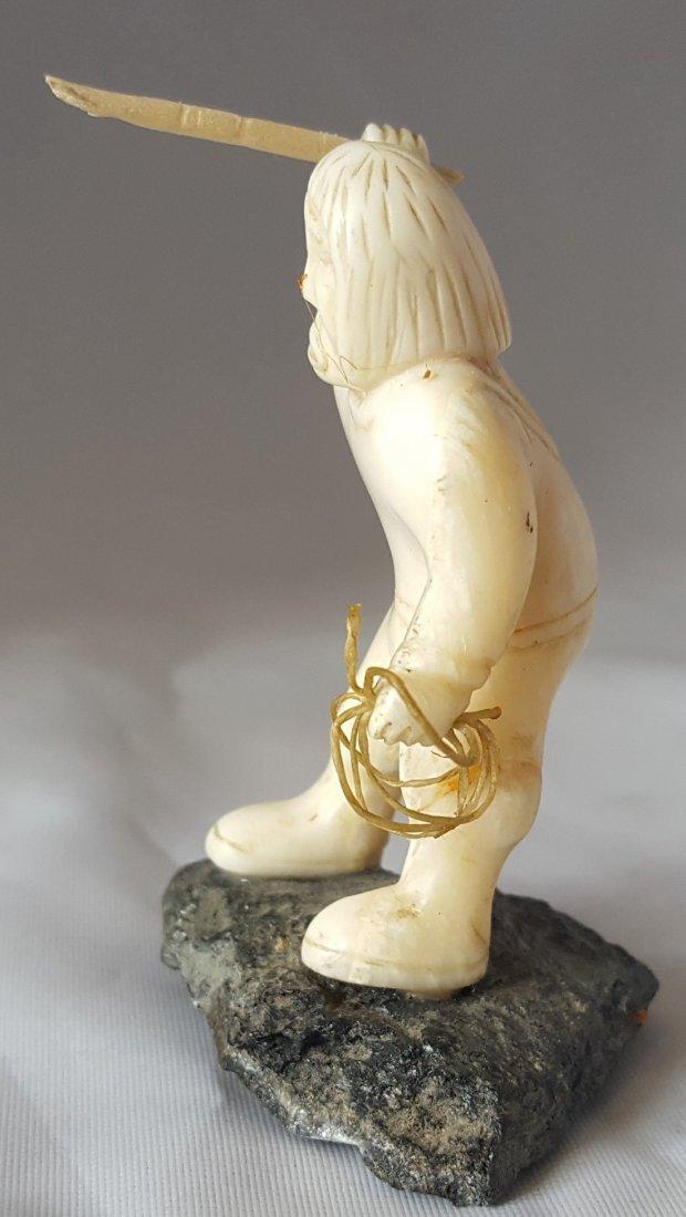 eskimo sculpture - 3
