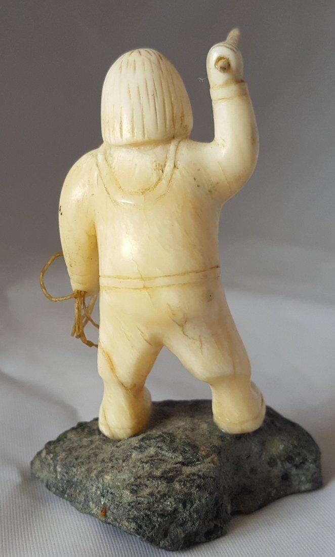 eskimo sculpture - 4