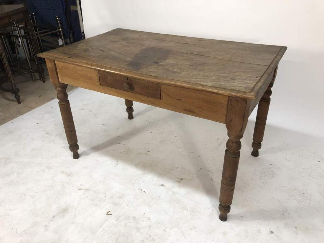 Desk or Table, Spanish Colonial - 3
