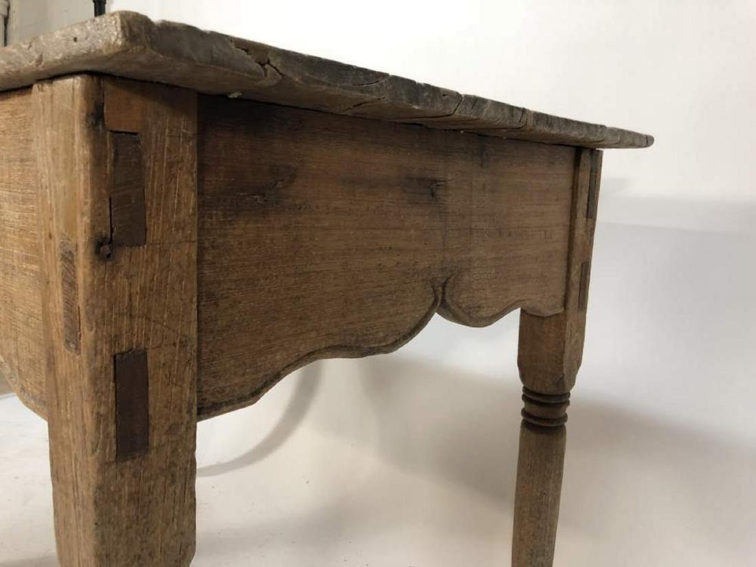 Desk or Table, Spanish Colonial - 6