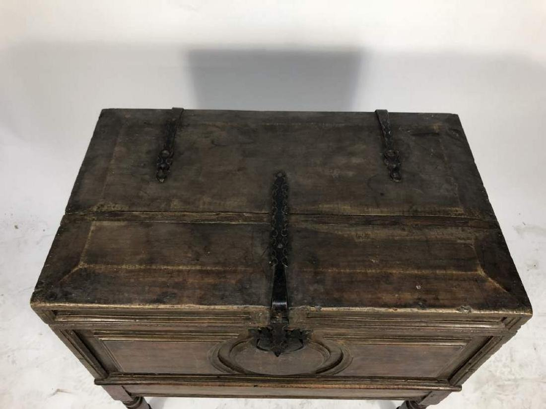 Spanish Colonial Chest - 3