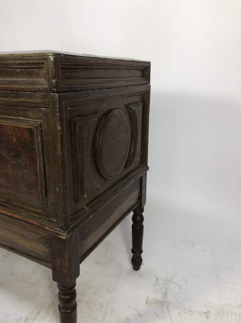 Spanish Colonial Chest - 4