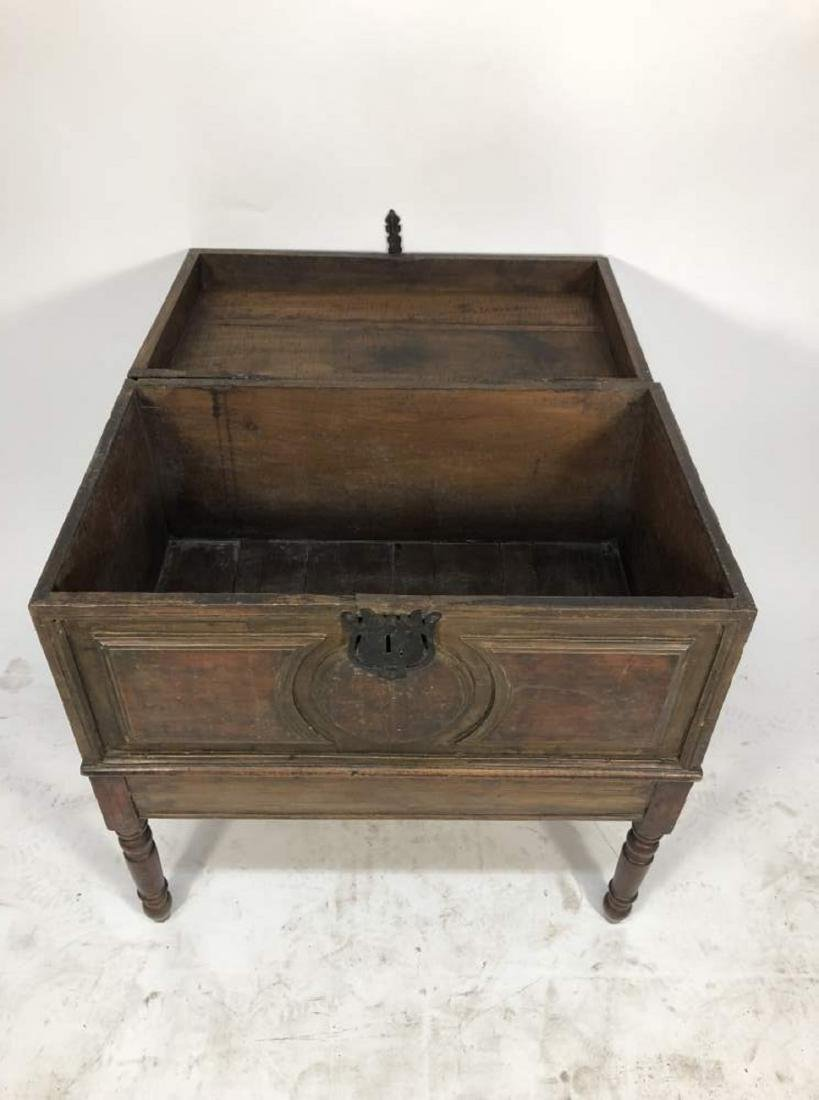 Spanish Colonial Chest - 5