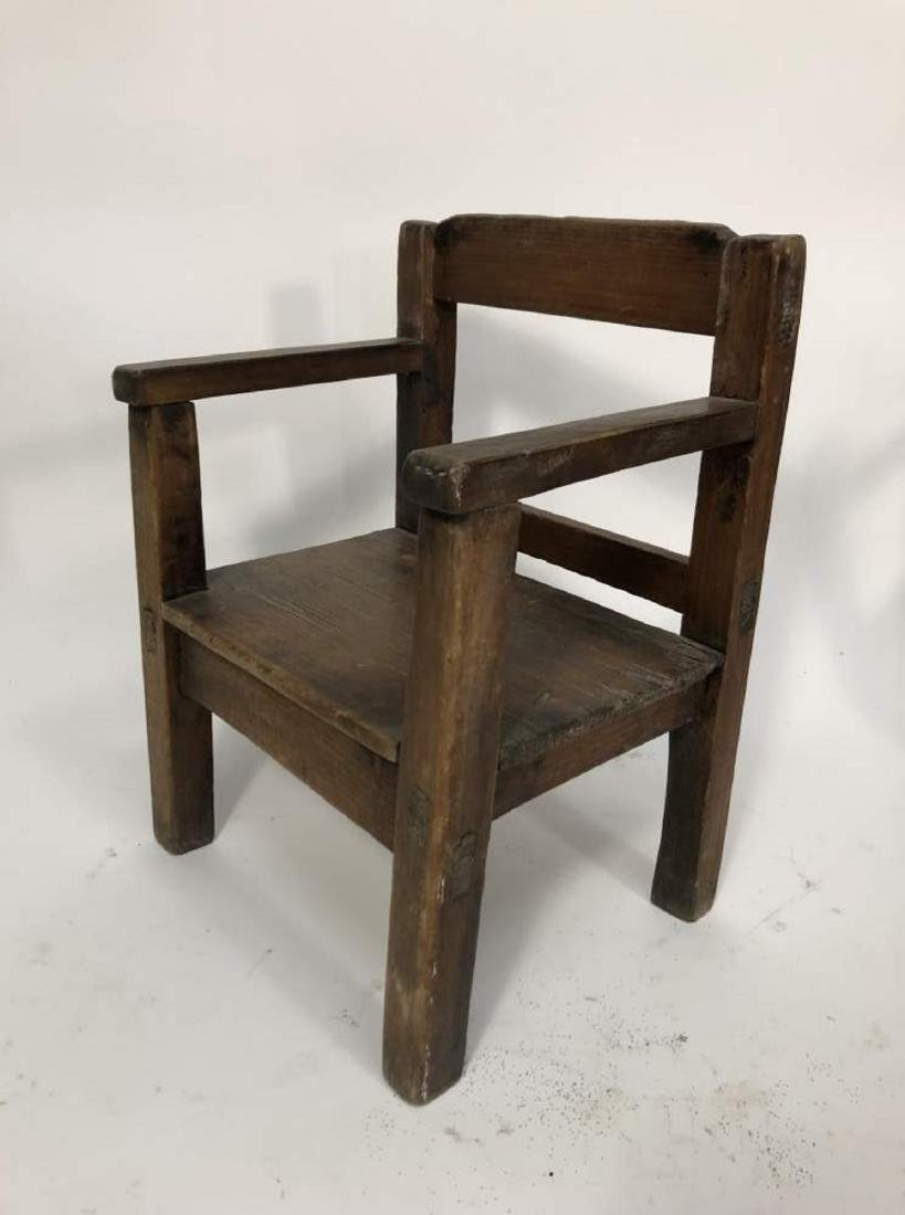 Grouping Miniature Chairs, Spanish Colonial - 4