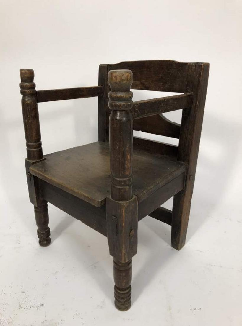 Grouping Miniature Chairs, Spanish Colonial - 5
