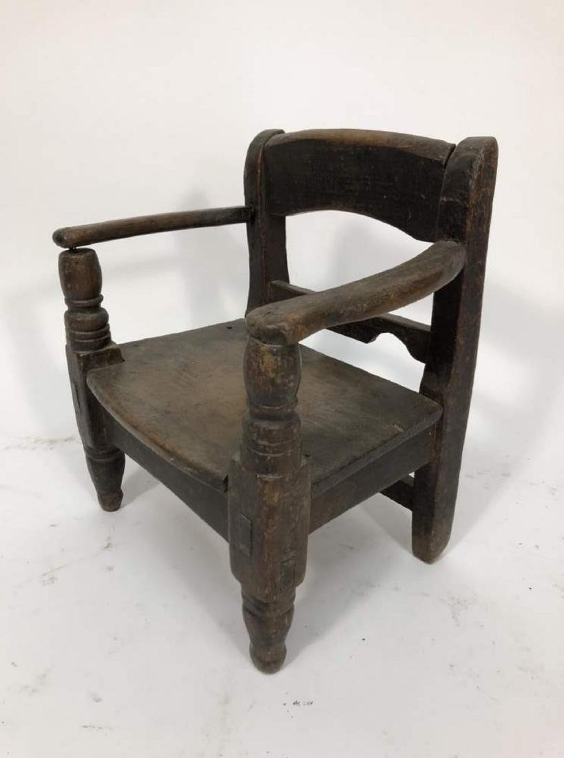 Grouping Miniature Chairs, Spanish Colonial - 6