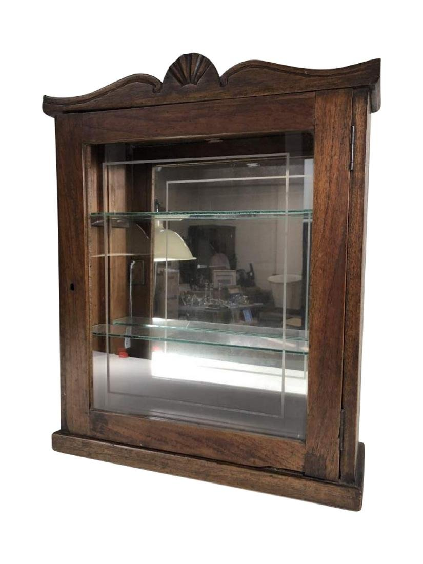 Glass Wall Display Case