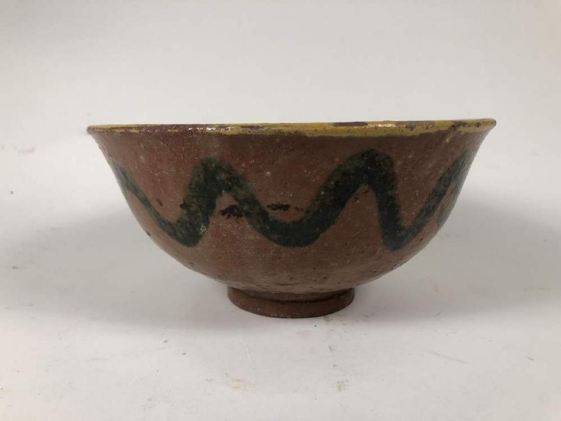 Three Montiel Studio Majolica Bowls, Guatemalan - 7