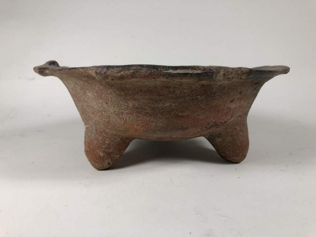 Three Teotihuacan Mayan and Pre-Mayan Vessels - 4