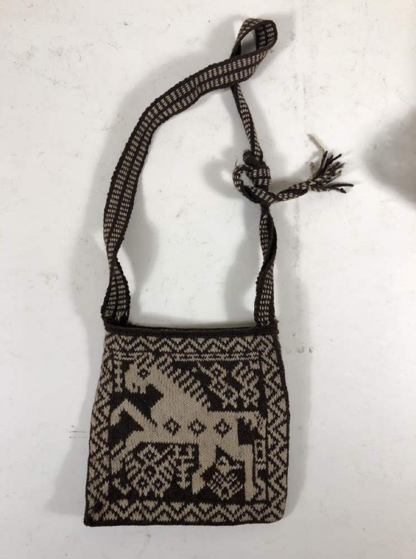 Collection of Textiles and Bags, South American - 6