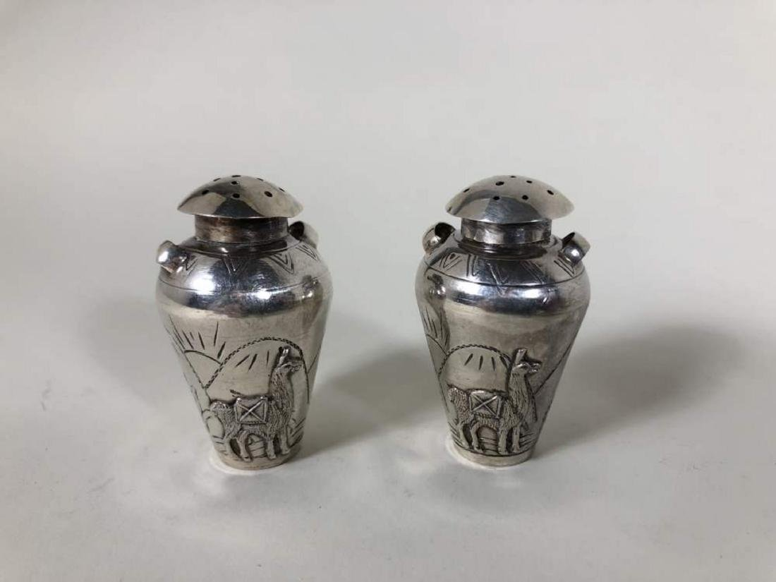 A Collection of Sterling Silver Miniatures - 2