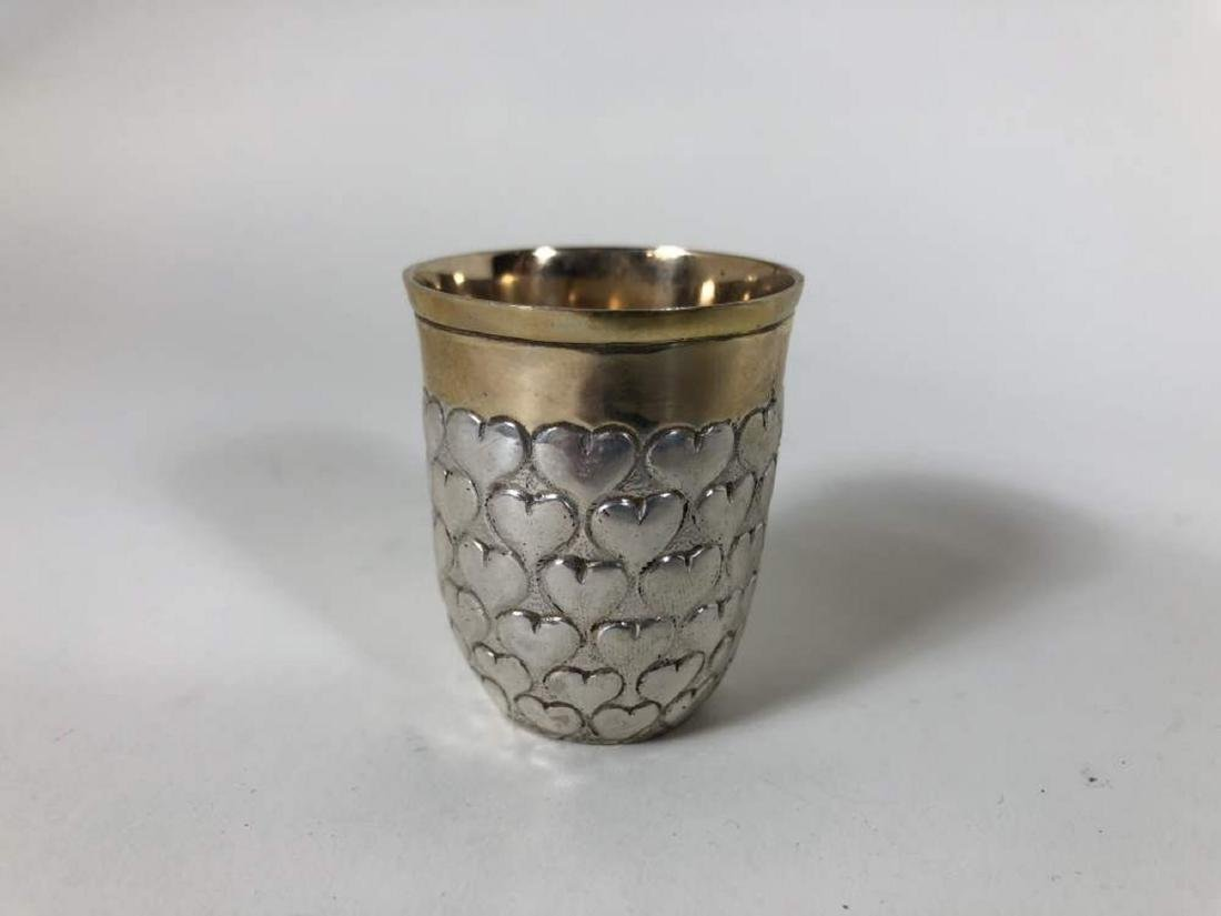 A Collection of Sterling Silver Miniatures - 4