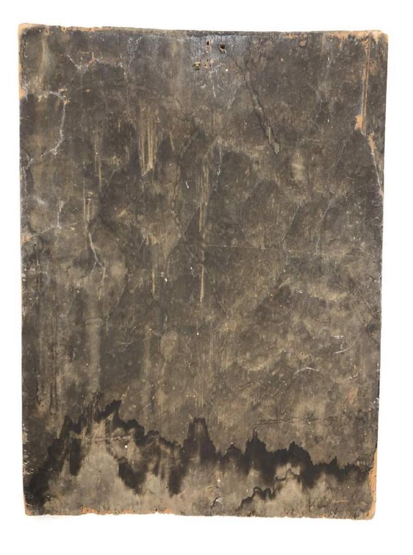 Polychrome Retablo of Saint Francis Assisi - 6