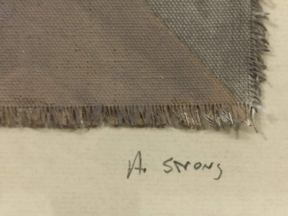 Framed Navajo Textile - 4