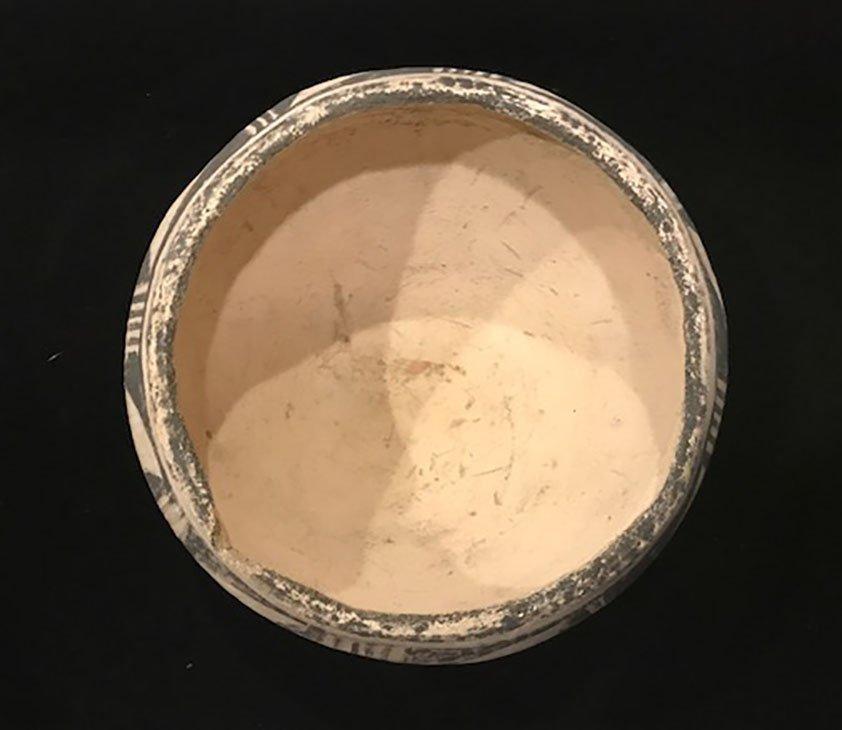 "4 3/8"" D. Anasazi Cochita Bowl.  NM.  Older example, - 3"
