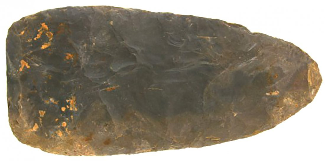 """4 1/8"""" Fleshing Knife.  Lincoln Co, KY.  Sonora."""
