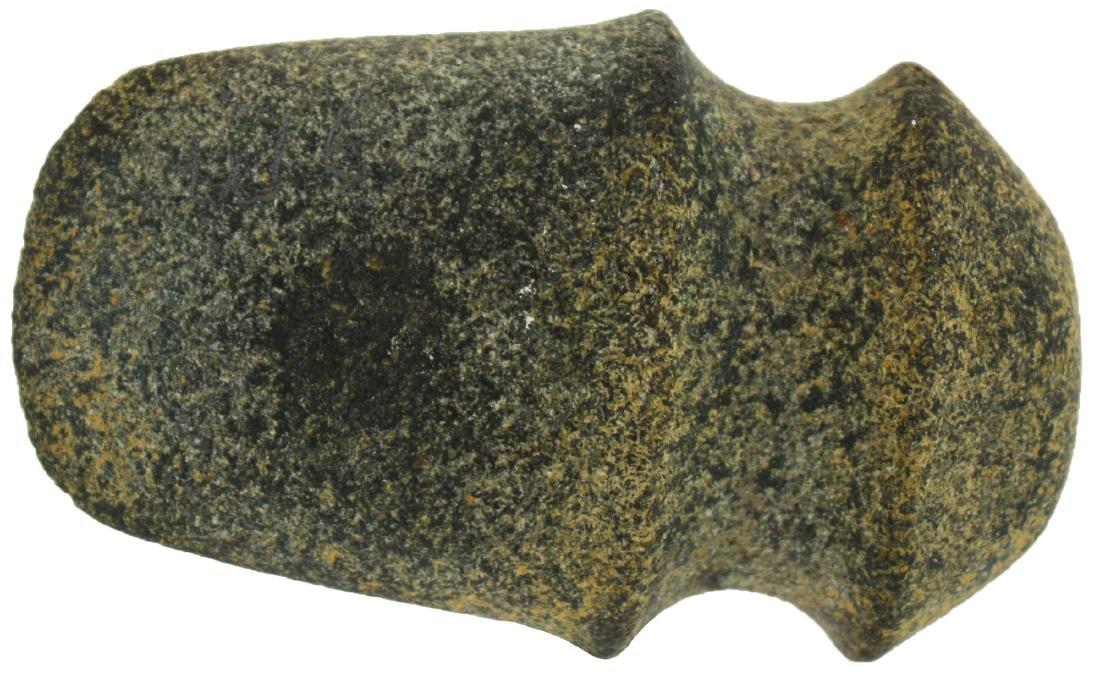 """2 7/8"""" Miniature Axe.  Clay Co, IL.  G10.  Ex-Walt - 2"""