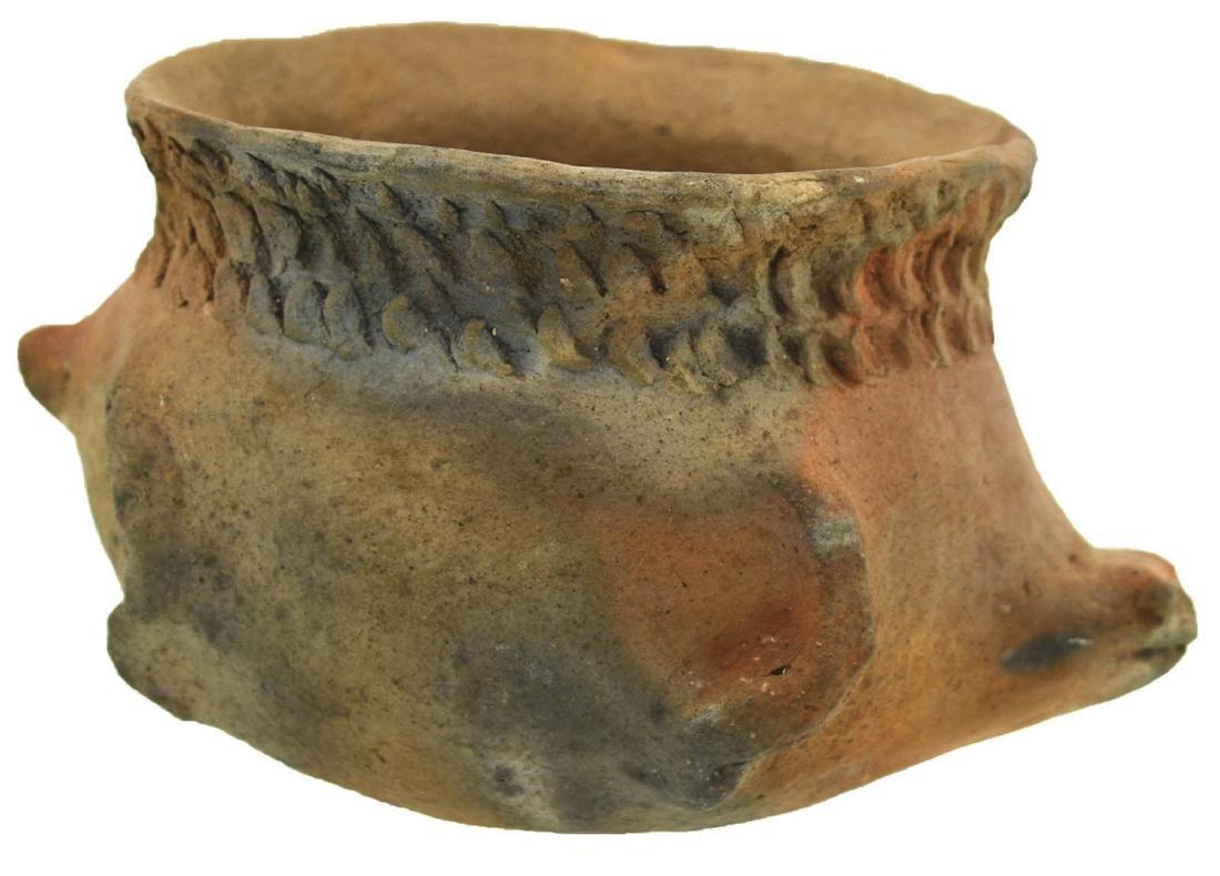Turtle Effigy Bowl.  KY.  Ex-Ben Thompson, Jack Roberts