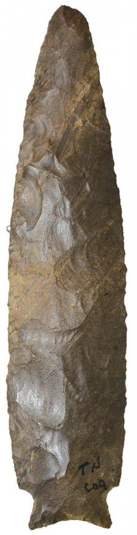 """5 9/16"""" Fishtail Benton.  Humphreys Co, TN.  Dover."""