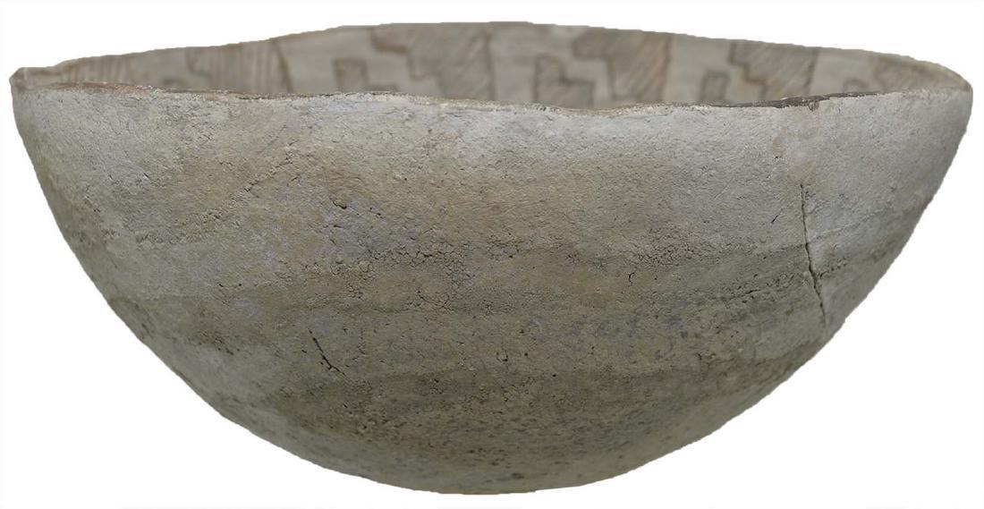"8 3/8"" D. Anasazi Chaco Bowl.  Grant, NM.  ~1200 AD. - 2"