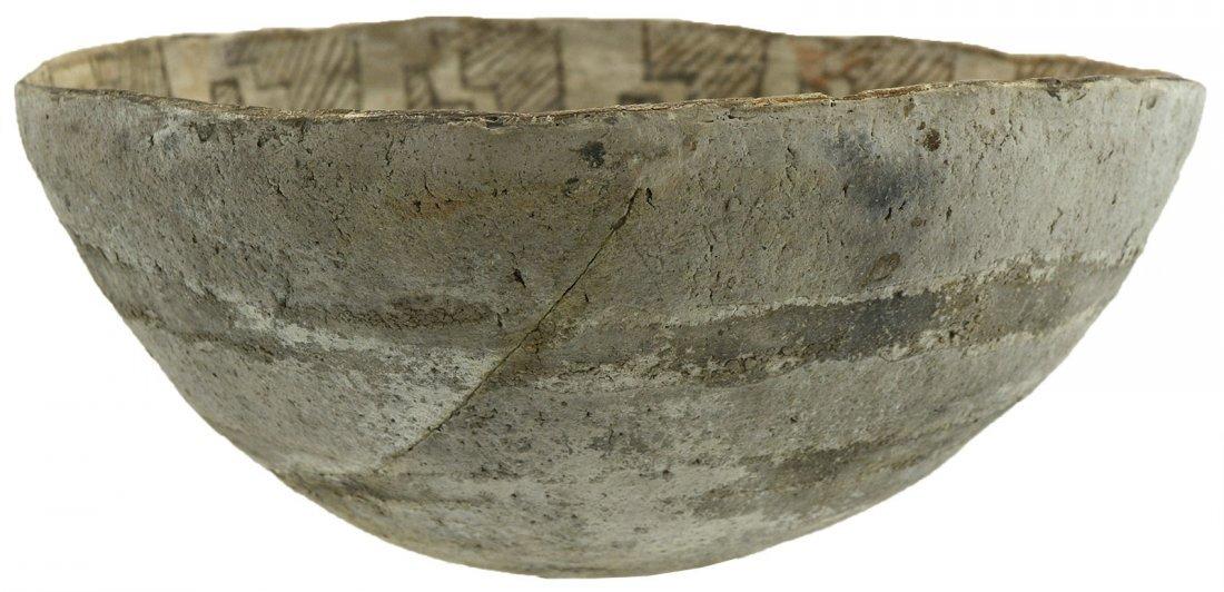 "8 3/8"" D. Anasazi Chaco Bowl.  Grant, NM.  ~1200 AD. - 3"
