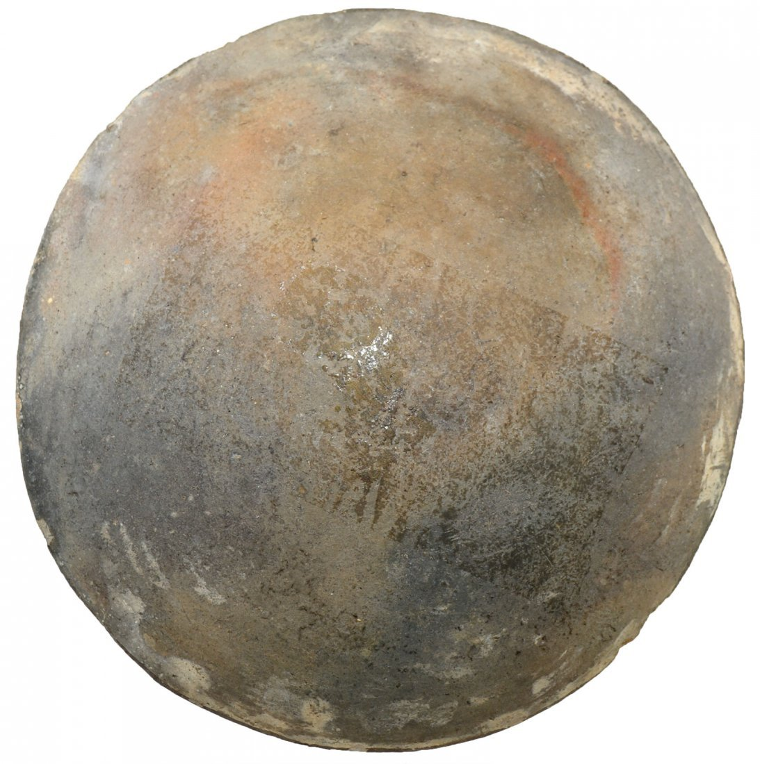 "6 1/2"" H. Anasazi Jar.  NM.   Circa 1200 AD.  Ex-Art - 3"