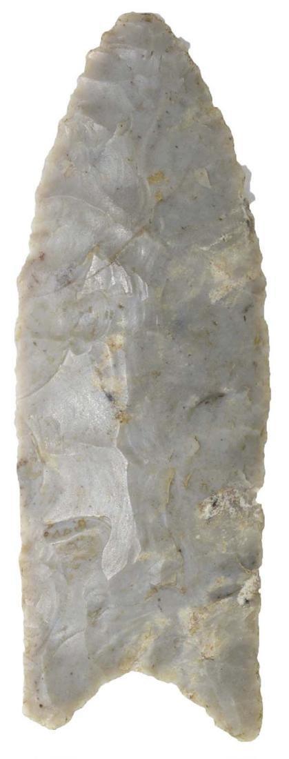 3 1/8' Clovis.  Lorain Co, OH.  Flintridge.    Putty G9