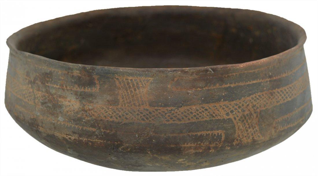 """8"""" D. Caddo Friendship Bowl.  Clark Co, AR.   Ex-Tom - 2"""