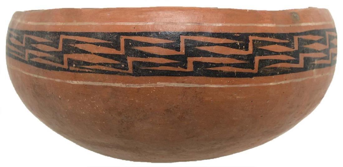 "10"" Anasazi Wingate Bowl.  NM.  Pictured in Ornamental - 2"